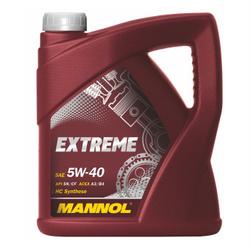 LUB MANNOL 5W40 SN/CF EXTREME 4L