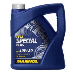 LUB MANNOL 10W30 SL/CF SPECIAL PLUS 4L