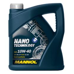 LUB MANNOL 10W40 SM/CF NANO TECHNOLOGY 4L