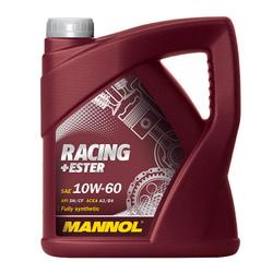 LUB MANNOL 10W60 SN/CF RACING+ESTER  4L