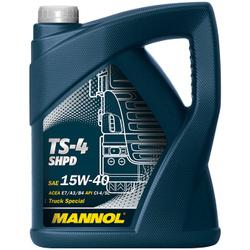 LUB MANNOL 15W40 CI-4/SL TS-4 SHPD EXTRA 5L