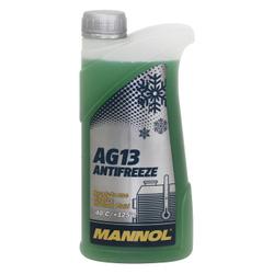 LUB MANNOL COOLANT AG13 HIGHTEC DILUIDO (-30ºC / +125ºC) (VERDE)  1L
