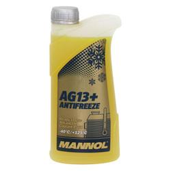 LUB MANNOL COOLANT AGE13+ ADVANCED (-30� / +125�) (AMARILLO) 5L