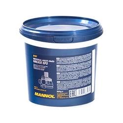 LUB MANNOL GRASA MULTI-MOS2 GREASE EP2 (GRIS) 800G
