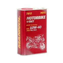 LUB MANNOL 10W40 SL MOTORBIKE 4-TAKT  1L