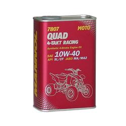 LUB MANNOL 10W40 QUAD 4-TAKT RACING SL/CF 1L
