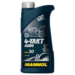 LUB MANNOL SAE 30 SG 4-TAKT AGRO 1L