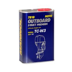 LUB MANNOL  TD/TC-W3 OUTBOARD 2-TAKT PREMIUM  1L