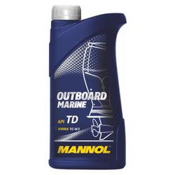 LUB MANNOL TD/TC-W3 OUTBOARD MARINE 1L