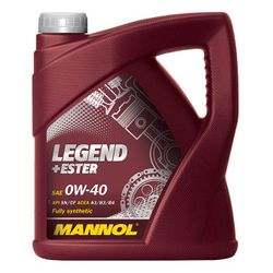 LUB MANNOL 0W40 SN/CF LEGENG+ESTER  4L