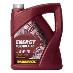 LUB MANNOL 5W40 SN/CF FORMULA PD ACEA C3  5L