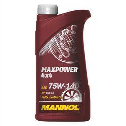 LUB MANNOL 75W140 GL-5 LS MAXPOWER 4X4 1L