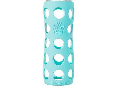 Botella de vidrio 475 ml. con tapa clásica