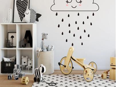 Sticker decorativo para muros