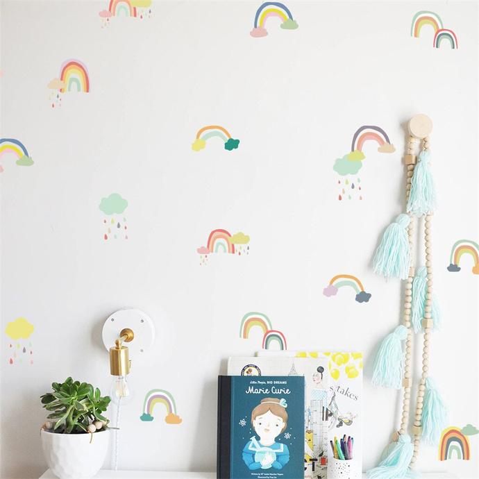 Pegatinas decorativas para pared