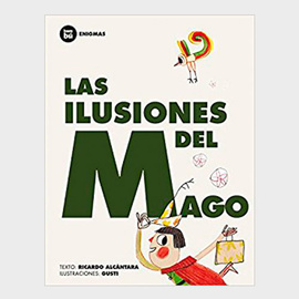 Las ilusiones del mago – Serie Enigmas
