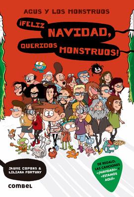 9° ¡Feliz Navidad, queridos Monstruos!