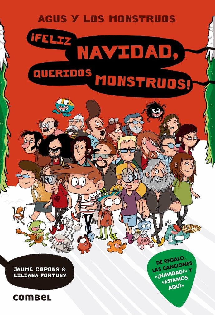 9° ¡Feliz Navidad, queridos Monstruos! - Feliz-navidad-queridos-monstruos-9788491012917.jpg