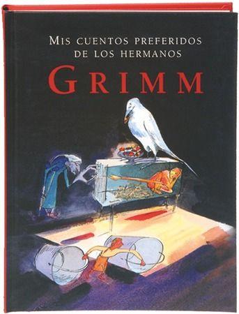 Mis cuentos preferidos de los hermanos Grimm - cuentos preferidos hnos grimm.jpeg
