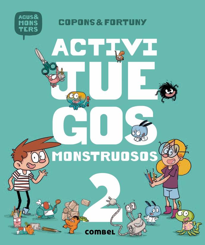 Activijuegos monstruosos 2 - Libro acti # 2.jpg