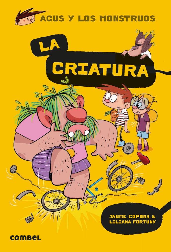 18° La Criatura - La-criatura-9788491016045.jpg