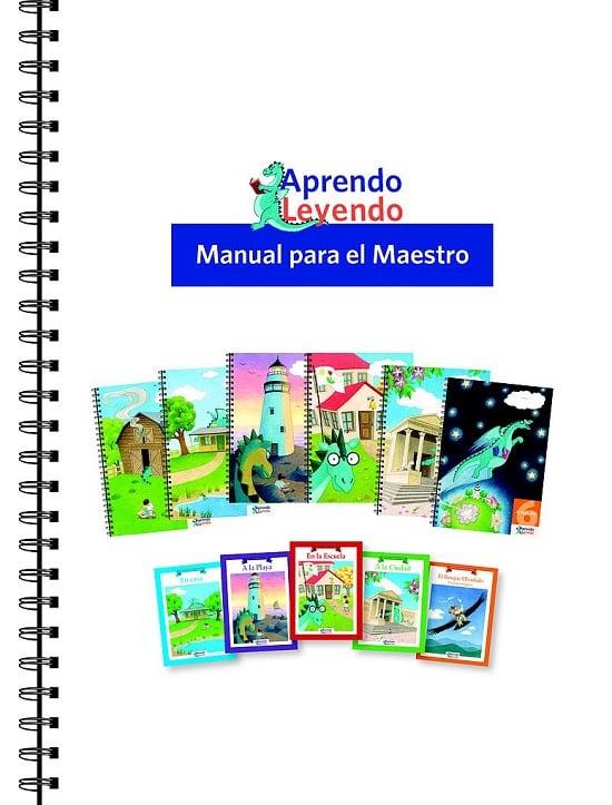 Proyecto Aprendo Leyendo Manual para el Maestro - aprendo leyendo.jpg