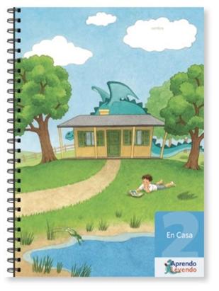 Proyecto Aprendo Leyendo: Cuadernillo 2, En Casa - Aprendo Leyendo cuedernillo 2.png