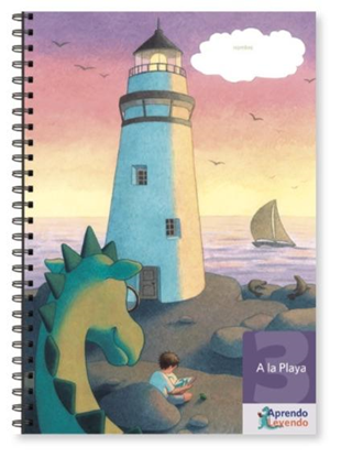 Proyecto Aprendo Leyendo: Cuadernillo 3, A la Playa - Aprendo Leyendo cuedernillo 3.png