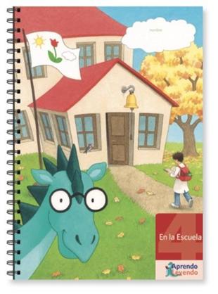 Proyecto Aprendo Leyendo: Cuadernillo 4, En la Escuela - Aprendo Leyendo cuedernillo 4png.png