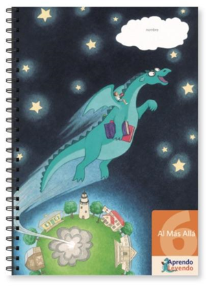 Proyecto Aprendo Leyendo: Cuadernillo 6, Al Mas Allá  - Aprendo Leyendo cuedernillo 6png.png