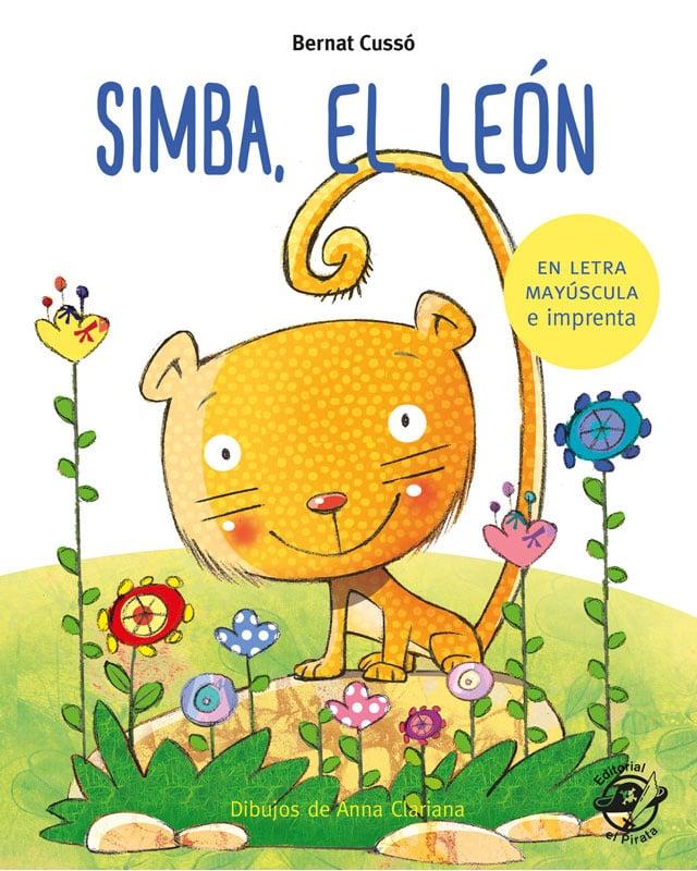 SIMBA, EL LEÓN (Aprender A Leer) - simba-leon-cuento.jpg