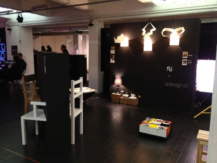 Si Studio en el Temporary museum for new design Discovering