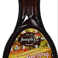 Syrup sabor maple (354 ml)