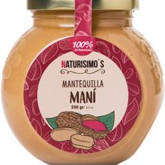 Mantequilla Mani  (250 grs)