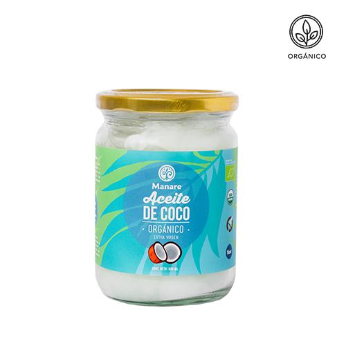 ACEITE DE COCO ORGÁNICO EXTRA VIRGEN 500 ml.