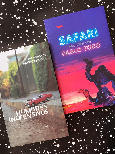 Pack | Hombres inofensivos | Safari