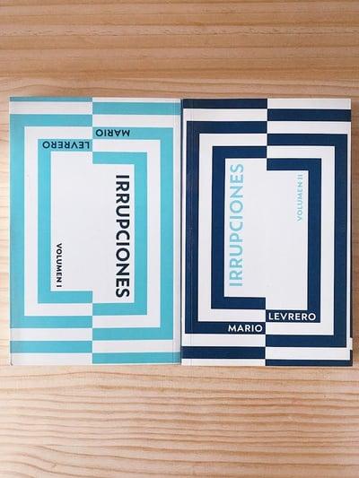 Pack Mario Levrero | Irrupciones Vol. I y II
