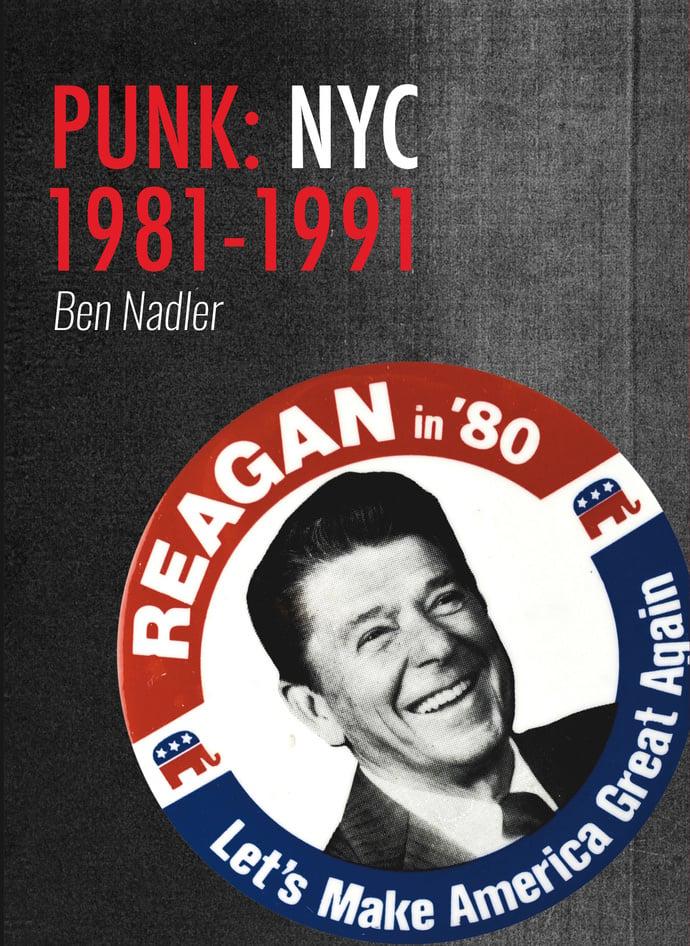 Punk: NYC 1981-1991 - Portada- Punk .jpg