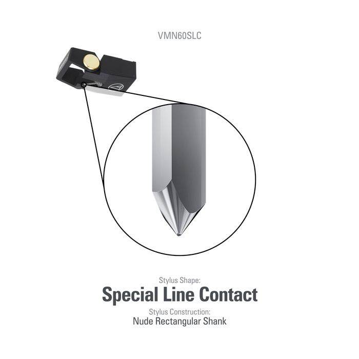 Aguja VMN60SLC (Special Line Contact)