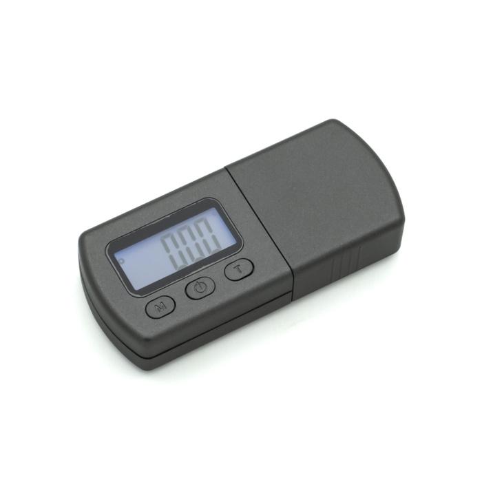 Balanza Digital Calibración