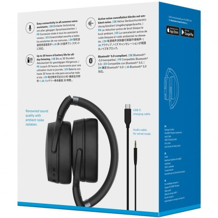Audífonos HD 450 Bluetooth