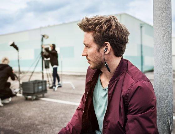 Audífonos Sennheiser CX 6.00 BT