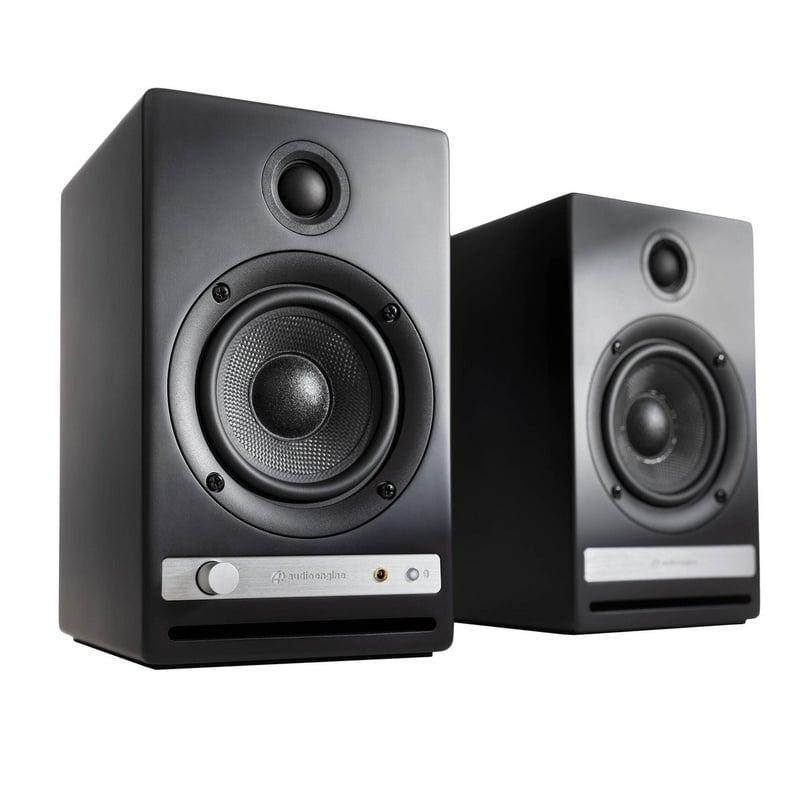 Parlantes Wireless HD4 Negro