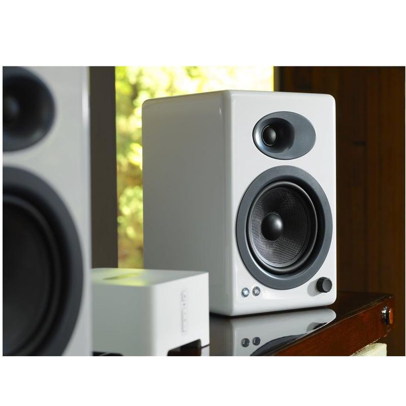 Parlantes A5+ Wireless Blanco