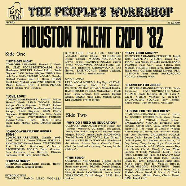 Houston Talent Expo