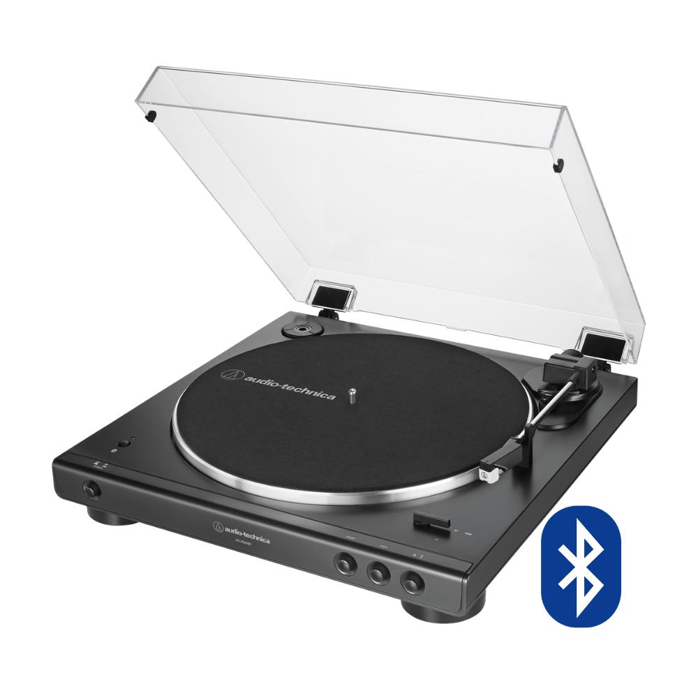 Tornamesa Bluetooth AT-LP60XBT Negro