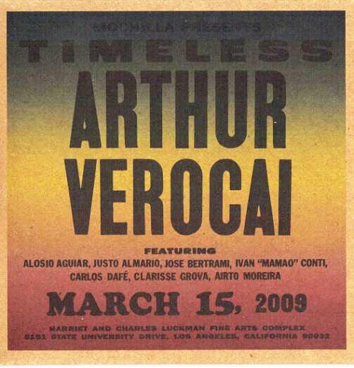 Timeless: Arthur Verocai