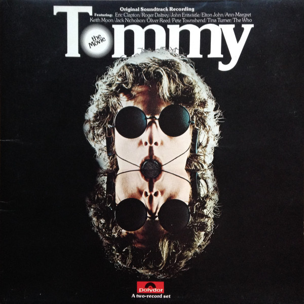 Tommy (Original Soundtrack Recording) (OBI, JP)