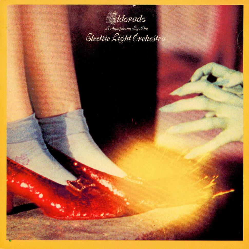 Eldorado - A Symphony By The Electric Light Orchestra (JP)