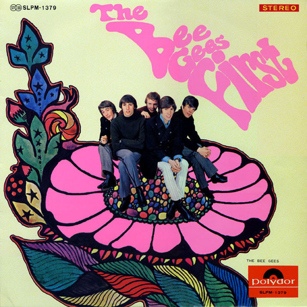 The Bee Gees First (JP)